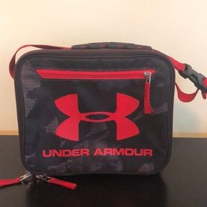 Under Armour lunch tote